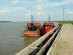 Petuaghat Harbour