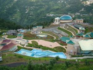 Rangka Amusement park, Gangtok