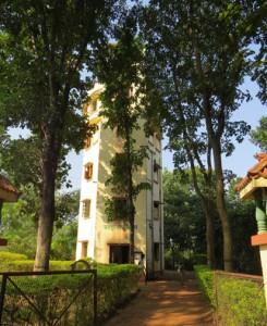 Watchtower at Joypur Forest