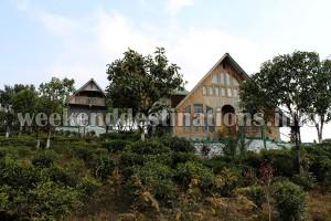 Accommodation at Jhandi resort