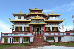 Durpin Monastery near Dara Eco Village