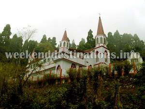 St. Pauls Church at Kurseong