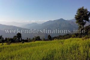 Around Chibo Village