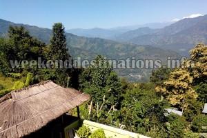 View from Chhibo Resort
