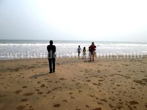 Chandpur sea beach