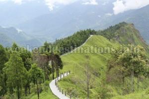 Tarey Bhir near Tshlamthang
