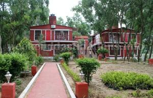 Resort in Khoai Sonajhuri Shantiniketan