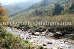 Rangbhang River near Tabakoshi