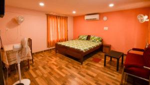 Kharibil cottage room