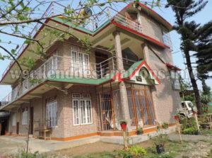 Bhalukhop homestay
