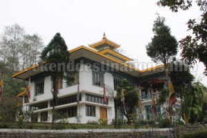 Monastery near Bhalu Khop