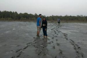 Tridibnagar mud trek
