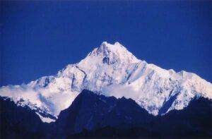 Kanchenjungha from Aritar Top