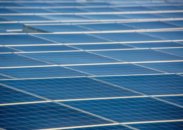 solar pv close up