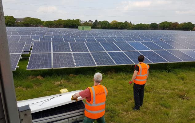loading solar operators