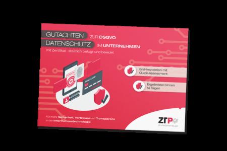 ztp.digital - leistungen - datenschutz-gutachten - mockup flyer