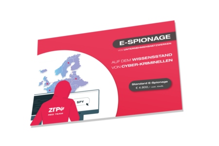 ztp.digital - leistungen - espionage - mockup flyer