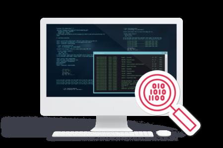 ztp.digital - seite leistungen - code analysen desktop mockup