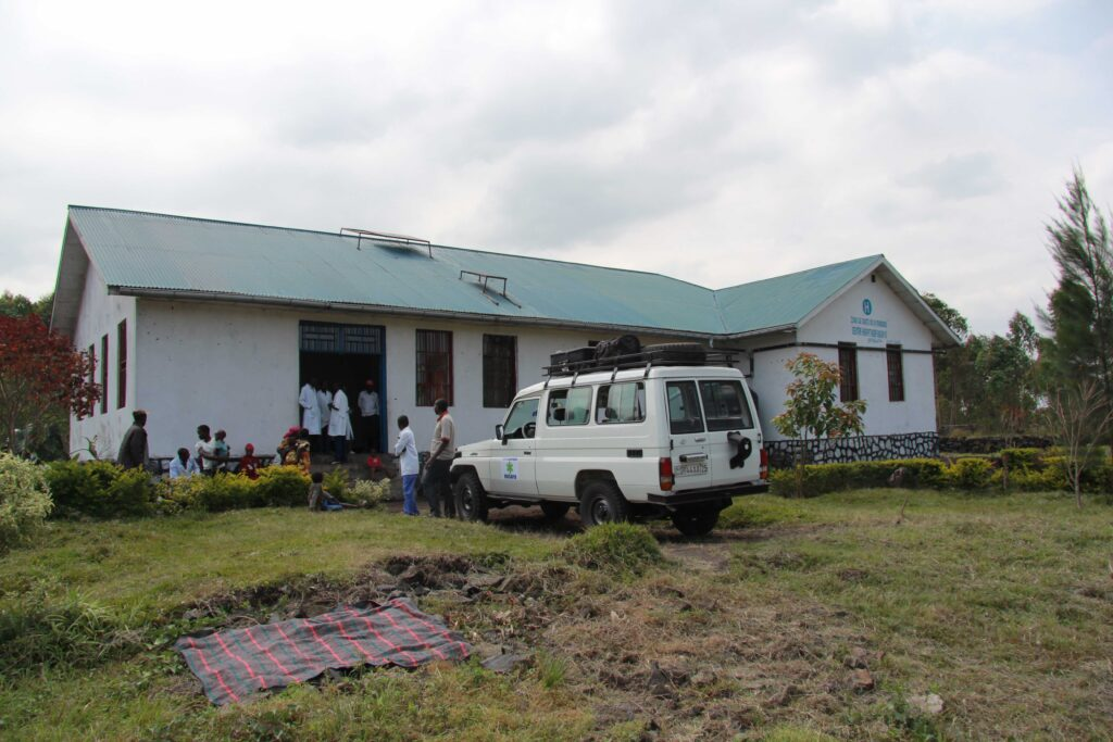 The Rusayu hospital
