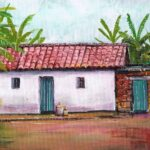 African Home (home008)  by PA - blank