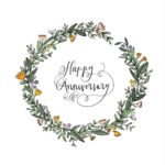 "Anniversary (ann005) by EA - ""Happy Anniversary"""