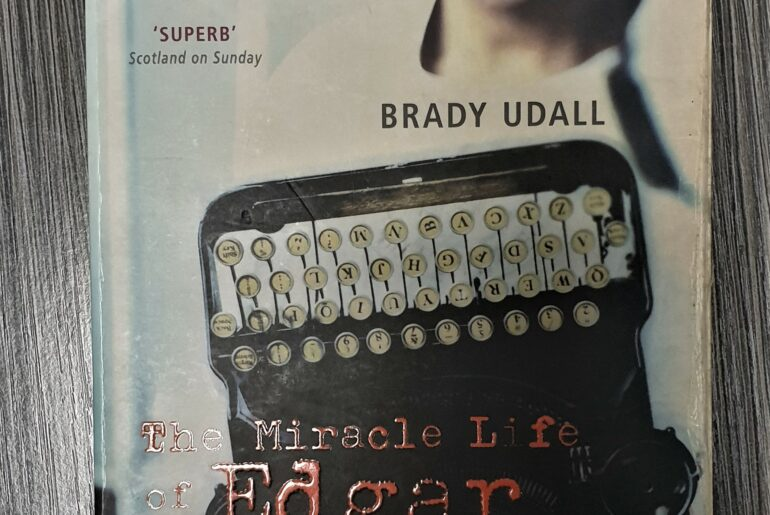 Miracle Life of Edgar Mint (cover page)
