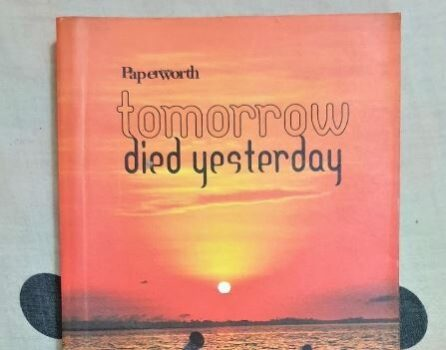 Tomorrow Died Yesterday