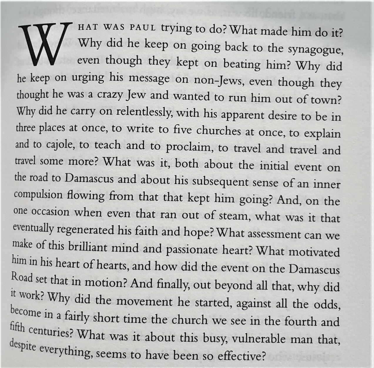 Paul, A Biography 12