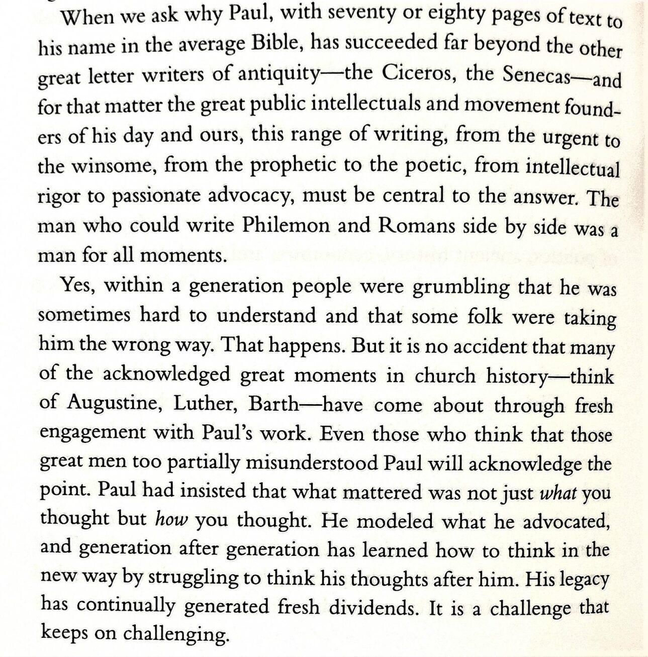Paul, A Biography 9