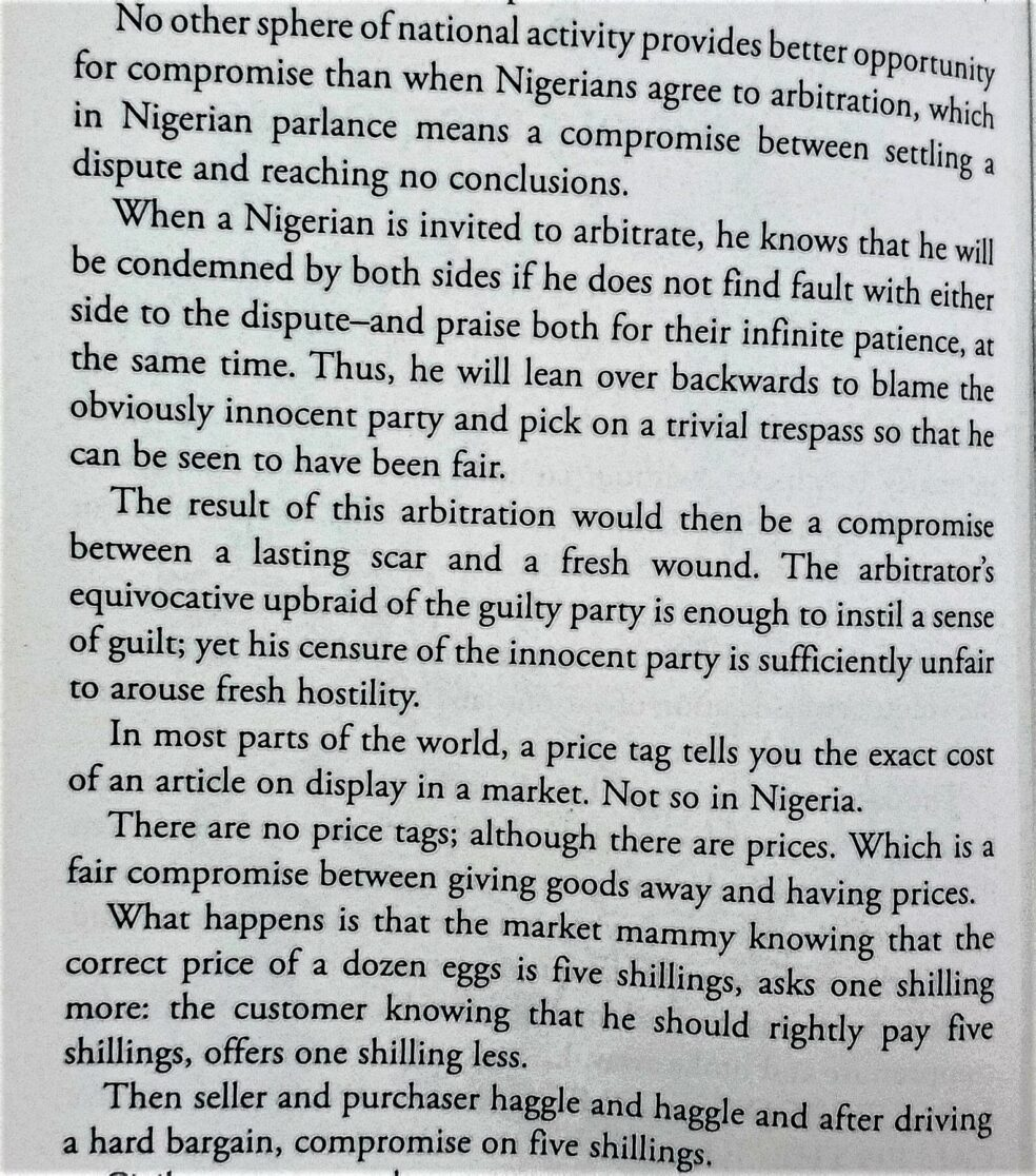How to be a Nigerian1