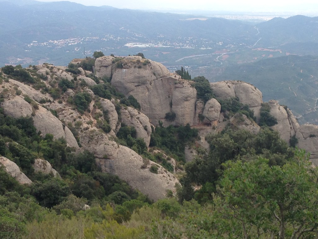 Montserrat Hiking Mountains