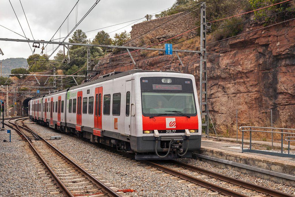Montserrat TOT Train Image