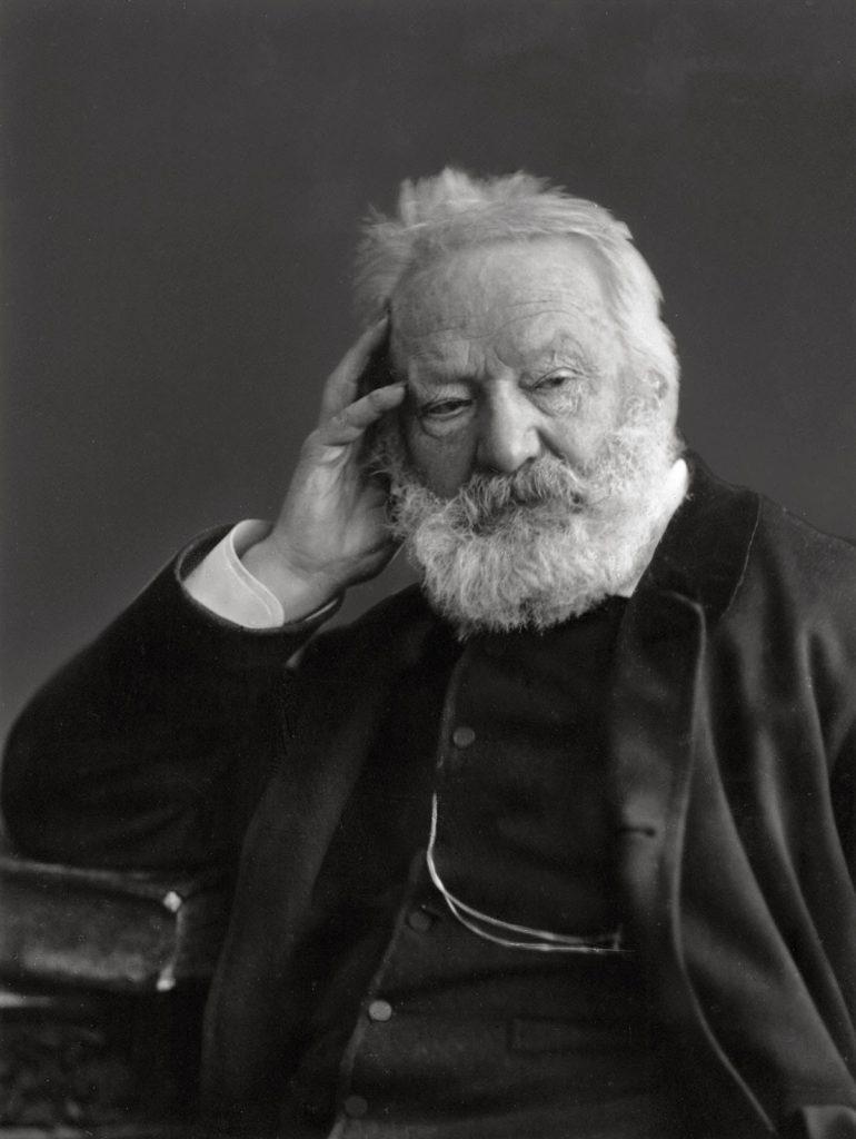 Victor Hugo French Poet