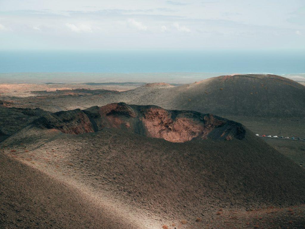 Timanfaya National Park - View
