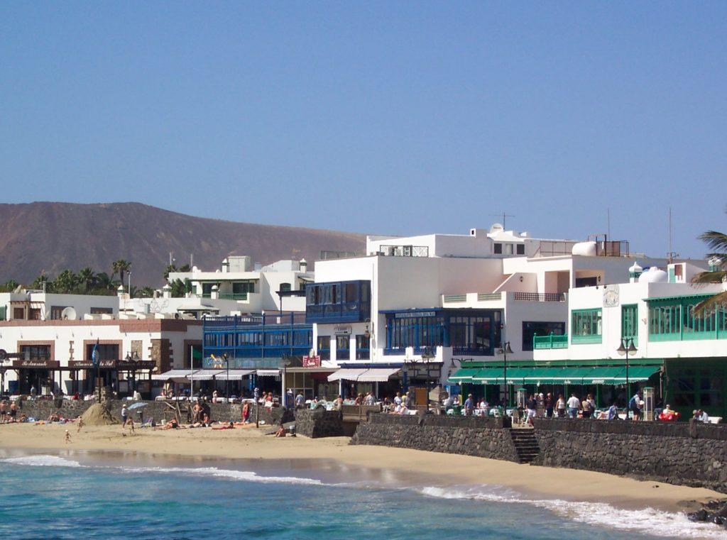 Walks & Hikes Playa Blanca