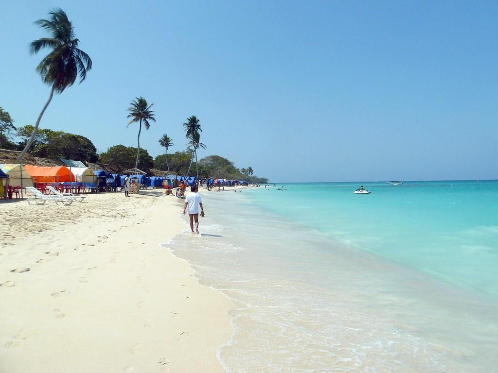 Playa Blanca Beaches