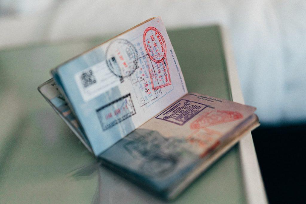 Documentation & Information Image - Essential Travel Items