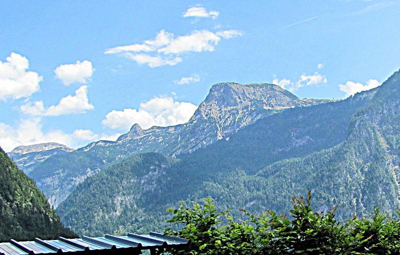 Hoher Krippenstein Mountain