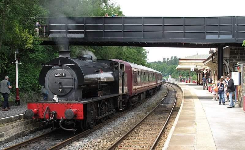 Peak Rail image