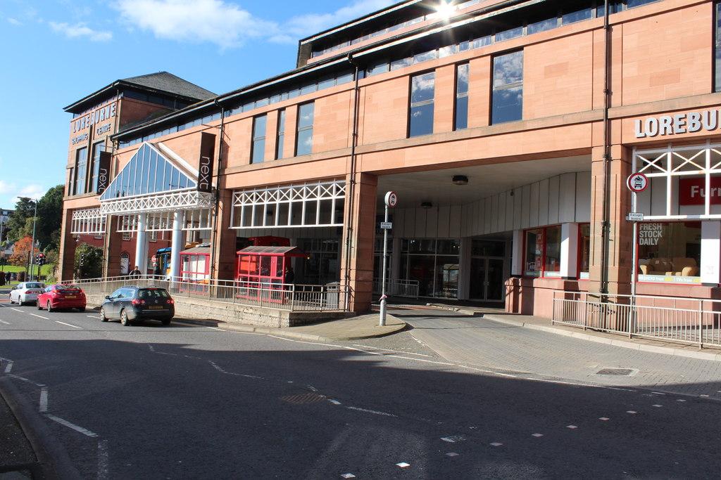 Loreburne Shopping Centre