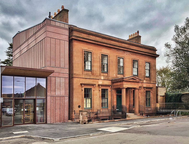Moat Brae - Things to do in Dumfries