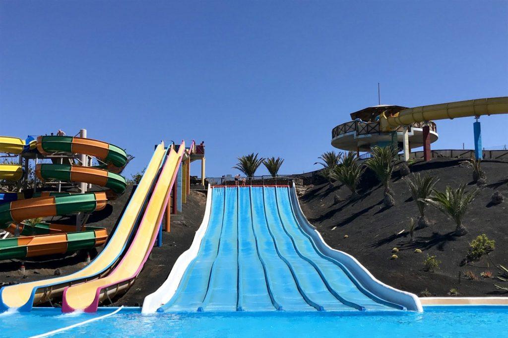 Acua Water Park Fuerteventura - WaterSlide
