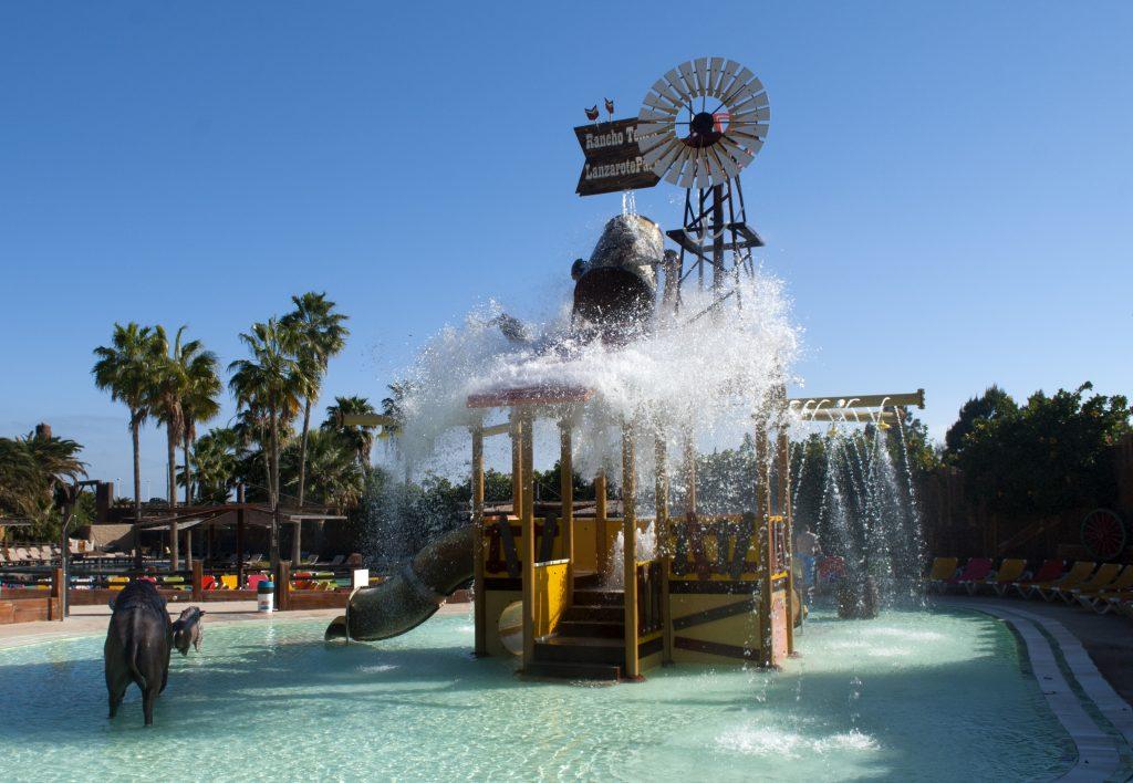 Rancho Texas Lanzarote Park - Ranch Water Attraction