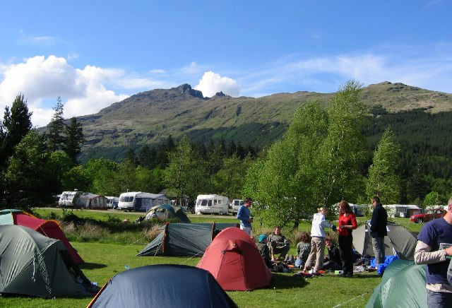 Campsite image