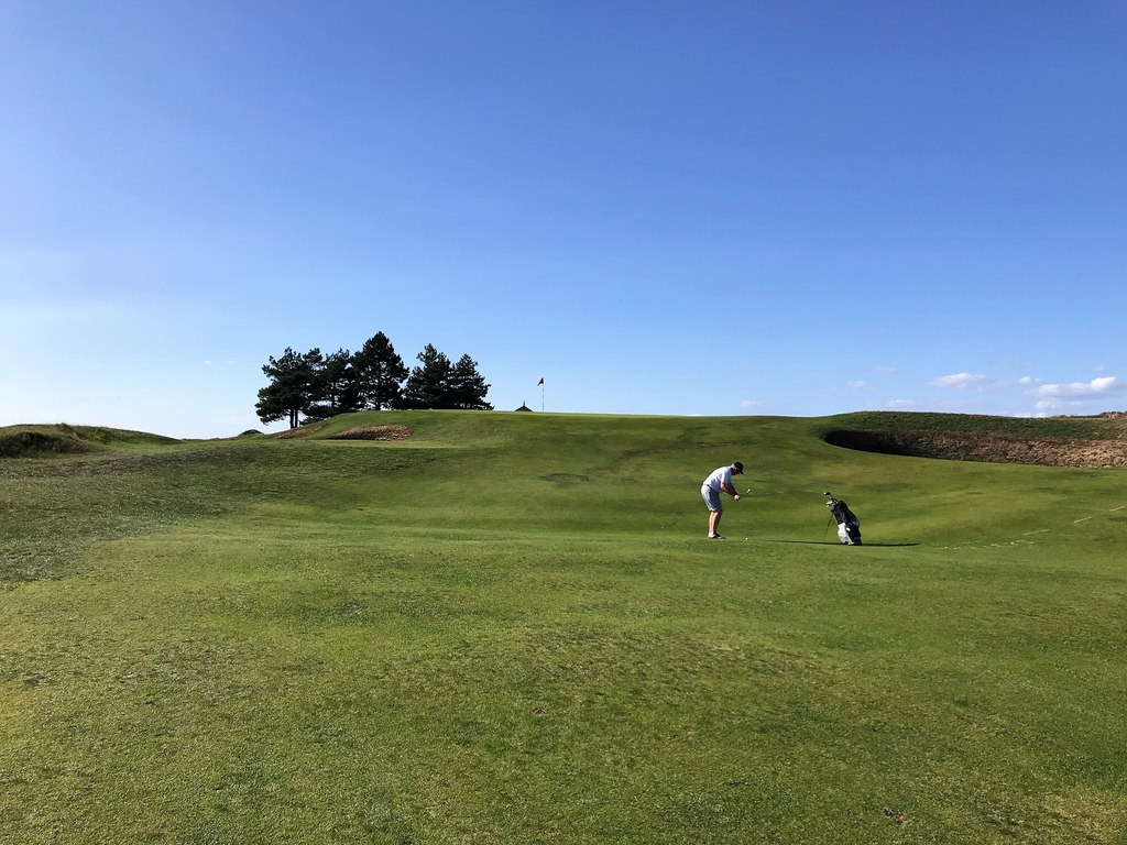 Golf in Hunstanton