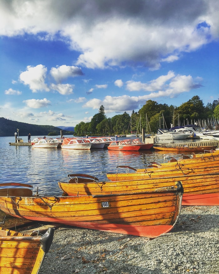 Lake Windermere Boats