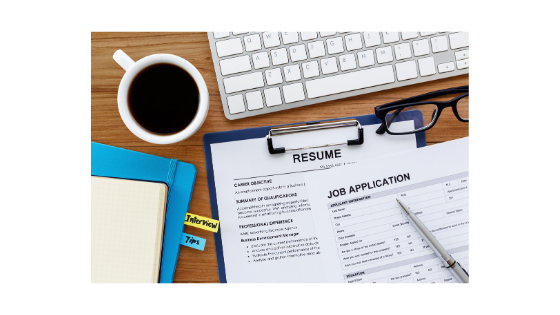 How to match CV to job application
