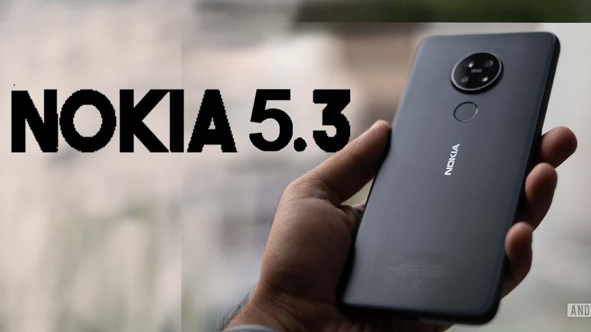 Nokia 5.3 launch in India soon