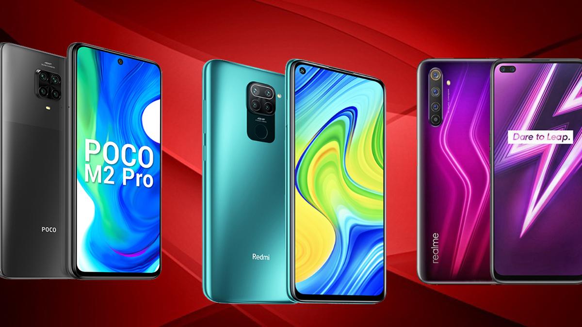 Best Smartphones under Rs 15,000