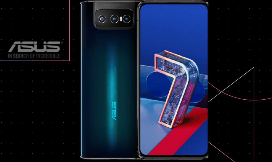 Asus Zenphone 7:Future Smartphone Series